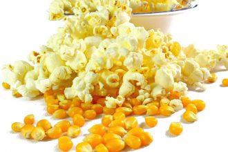 Popcorn w ofercie gastronomicznej