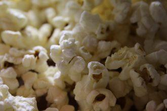 Mały popcorn i wielki sukces lokalu gastronomicznego
